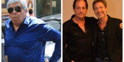 Hugo Moyano denunció a Adrián Suar y a julio Chávez por la serie «El Tigre Verón»