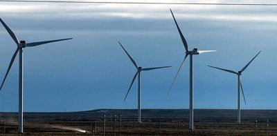 Crece la demanda de energía eólica por parte de las empresas