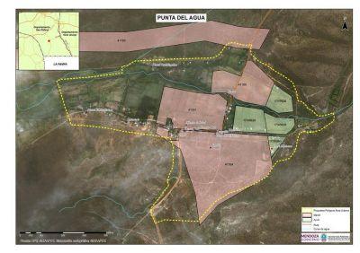 El Senado aprobó la regularización dominial de Punta del Agua