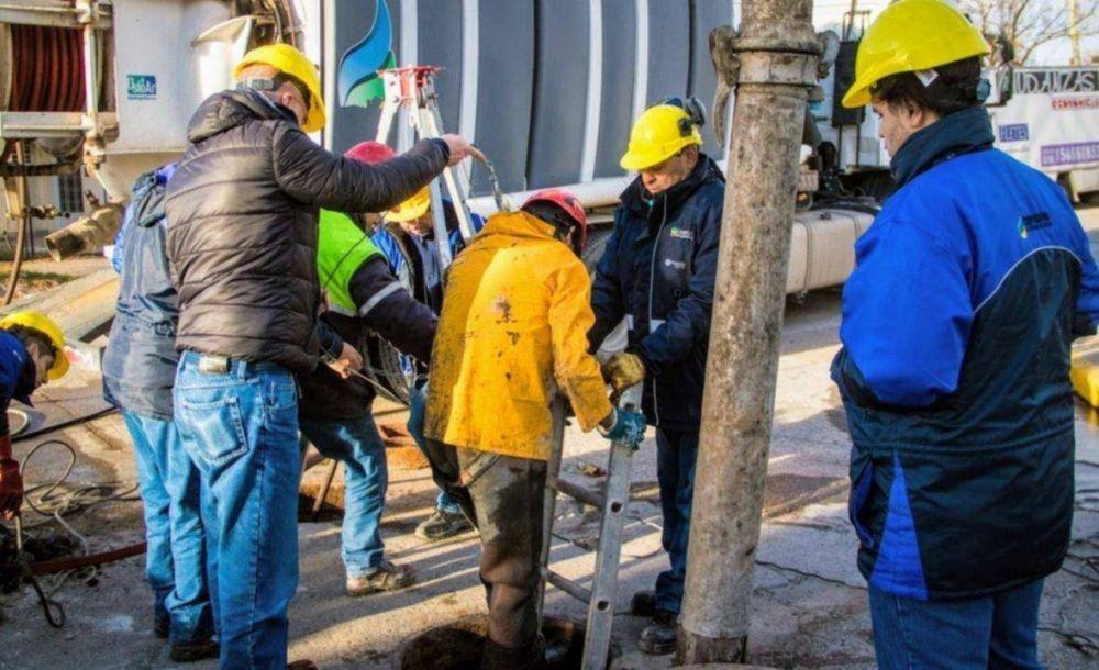 La Cooperativa Eléctrica de Trelew inicia la renovación de las redes cloacales