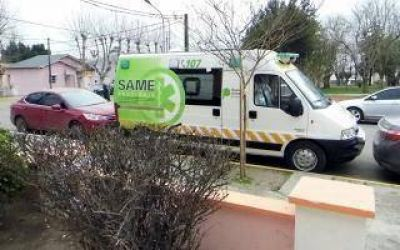 Tordillo: Acordaron la llegada del SAME