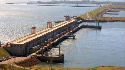 Yacyretá usa u$s 450 millones propios para financiar obras en la represa