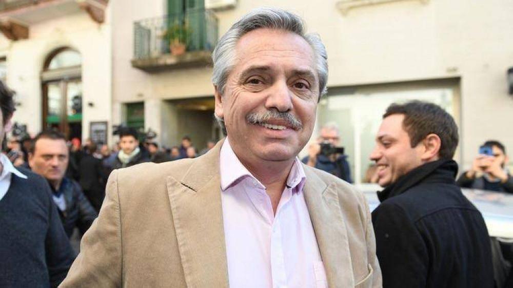 La competencia electoral entre Mauricio Macri y Alberto Fernández se traslada a Santa Fe