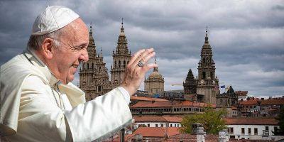 ¿El Papa Francisco visitará Santiago de Compostela?