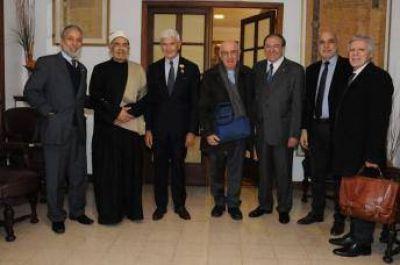 El Centro Islámico de la República Argentina participó de un Encuentro Interreligioso por la Paz