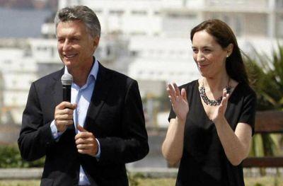 Mar del Plata recibe la visita de Mauricio Macri y María Eugenia Vidal