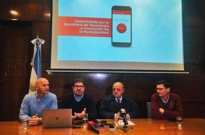 Presentaron una aplicación para asistir a víctimas de violencia de género