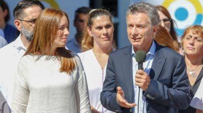 Macri y Vidal aterrizan en Mar del Plata, uno de los distritos clave para el oficialismo y escenario de la interna más dura