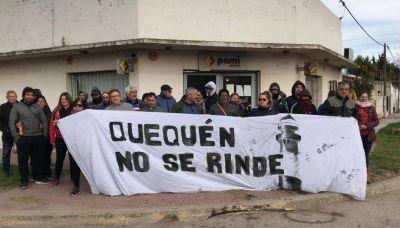 """Piquete en Quequén por el cierre de PAMI: """"Quieren hacer todo lo posible para cerrarlo"""""""