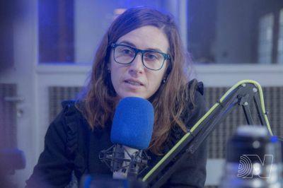 """Jimena López: """"Jamás me opondría a una obra que beneficie a los necochenses"""""""