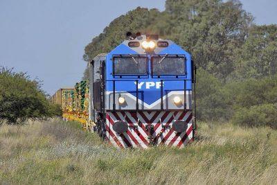 El Tren de Vaca Muerta ya cuenta con una playa de cargas en Bahía Blanca