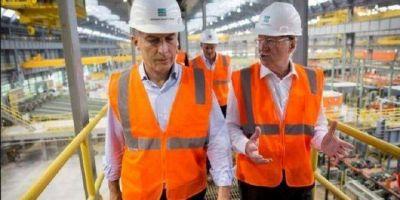 """La """"Macrisis"""" también le llegó a los grandes: fabrica de Techint suspende a todos sus operarios por seis meses"""