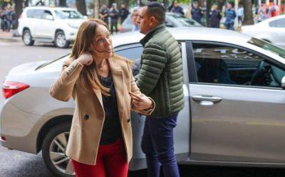 Antes de compartir un acto con Macri en Mar del Plata, Vidal lleva la campaña a Tandil