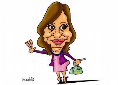 CFK visita San Juan para participar de un acto de homenaje a Evita