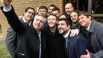 Junto a Perotti en Santa Fe, Fernández aseguró: