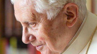 Ayer la visita a sorpresa del Papa Benedicto XVI a los Castillos Romanos