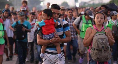 """México: Cinco desafíos pastorales urgentes para una """"justa política migratoria"""""""
