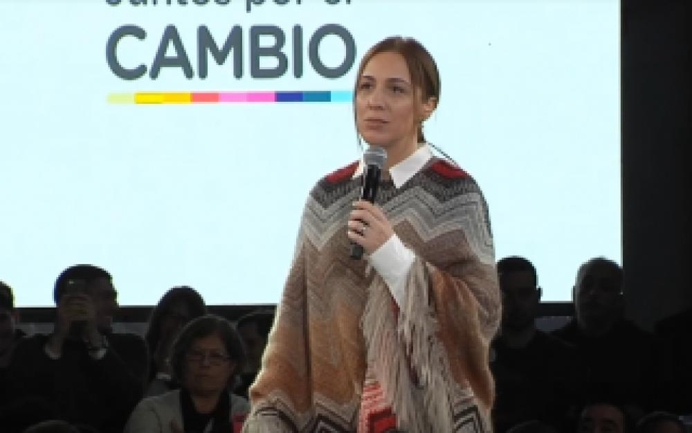 Aníbal Fernández sobre Vidal y Barreda: Réplica de la gobernadora desde Mar del Plata
