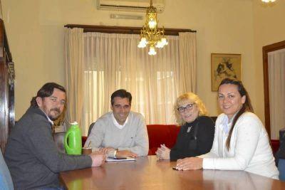 Municipio, ARBA y Defensoría trabajan para profundizar servicios a jubilados y pensionados