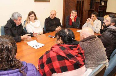 López apoya firmemente el reclamo en contra del cierre de la oficina de PAMI en Quequén