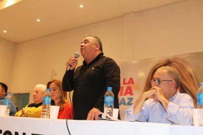 """Miguel Forte aseguró en apoyo a Tolosa Paz: """"Sabemos que puede cumplir con los compromisos que asume"""""""