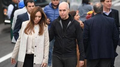 Rodríguez Larreta busca llegar a los 50 puntos y cruza la General Paz para arrastrar a Macri y a Vidal