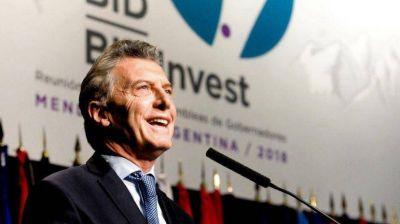 Sonríe Macri: una encuesta lo acerca a una victoria en primera vuelta