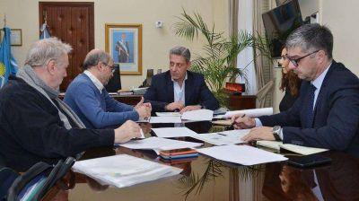 Provincia apunta a integrar en una sola red la provisión de energía eléctrica de Chubut