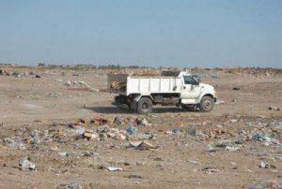Venado Tuerto: Planta de tratamiento regional de residuos domiciliarios