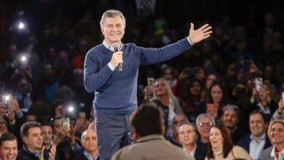 A dos semanas de las PASO, los mercados apuestan a una buena elección de Mauricio Macri
