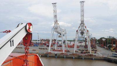Licitación del puerto de Buenos Aires bajo sospecha