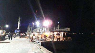 Alerta en la Patagonia: una terminal chilena derramó 40.000 litros de petróleo