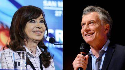 Macri, Cristina y la máquina de transformar votantes en desertores