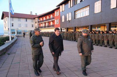 Montenegro: «los marplatenses nos sentimos más protegidos con Gendarmería en los barrios»