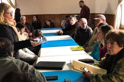 Desarrollo humano atendió las consultas de los vecinos de Fernández