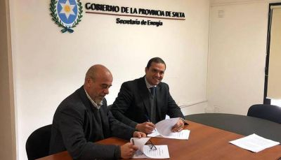 Firman convenio con Estaciones de Servicio para avanzar en proyectos de ahorro energético