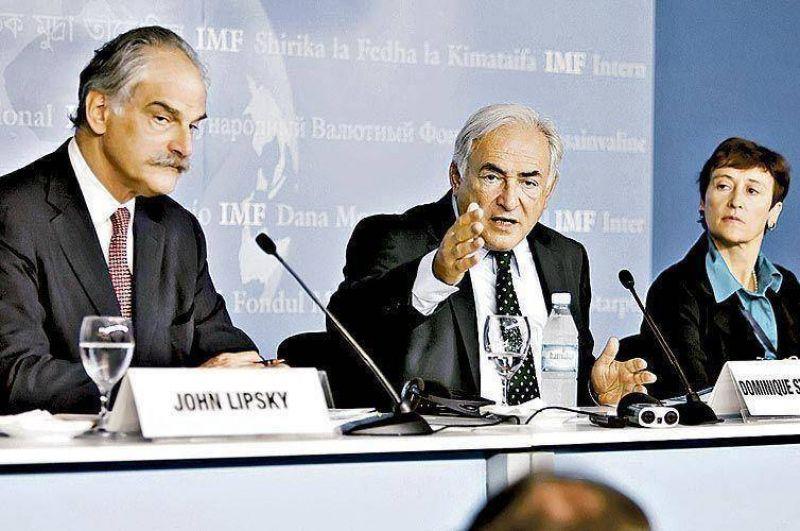Dicen que para acordar con el FMI sólo hace falta la orden de Cristina