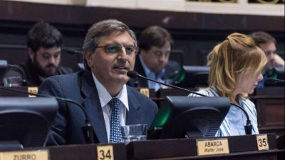 """Walter Abarca: """"La provincia está en terapia intensiva"""""""