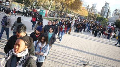 La desocupación de los jóvenes duplica a la media