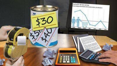 Se extiende la rebaja de precios de alimentos por el desplome del consumo: ¿motivo de festejo o síntoma de crisis?