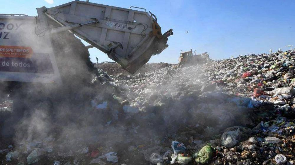 El Gobierno advierte que corre riesgo el crédito para la planta de residuos sólidos