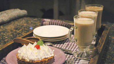 Las Lilas: la casa de té que cuida el medio ambiente