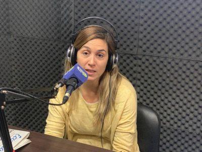 """Jimena López """"El estratega es el intendente"""""""