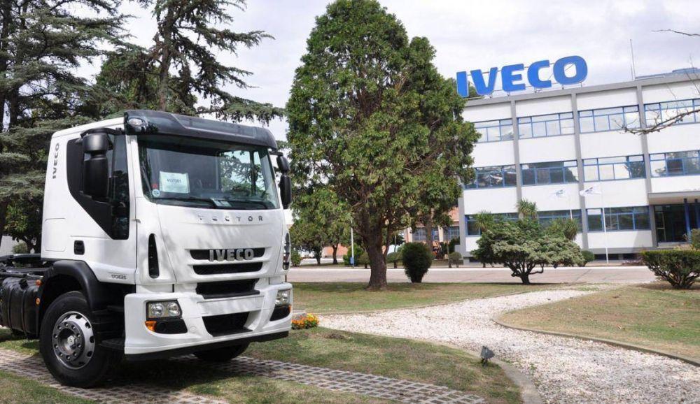 Suspensiones a cambio de no despedir en Iveco