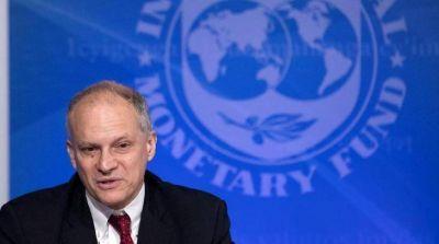 Repunte de la actividad y baja de la inflación: apuntes del informe del FMI (que pide reformas estructurales)