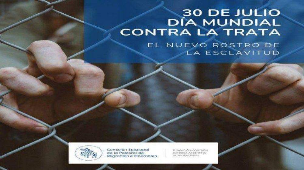 """Argentina: """"La trata, daña gravemente a la humanidad"""""""