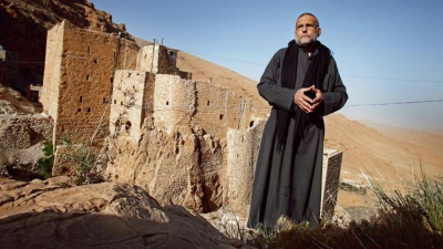 A 6 años de su desaparición, los cristianos sirios rezan por el padre Dall'Oglio