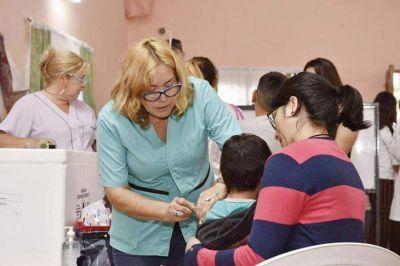 Por falta de dosis, un millón de argentinos no accedió a vacunas en 2018
