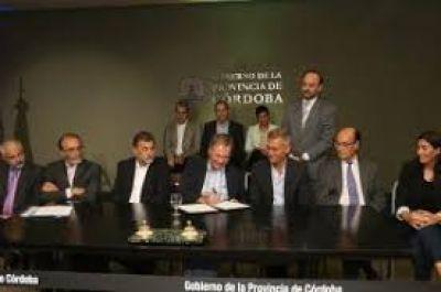 #EmergenciaAmbiental – Acuerdo entre provincia y municipio para completar la red cloacal de Villa Carlos Paz