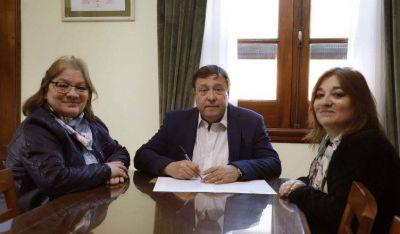 Los Menucos: una nueva etapa del Plan Director de Cloacas beneficiará a más de 200 familias